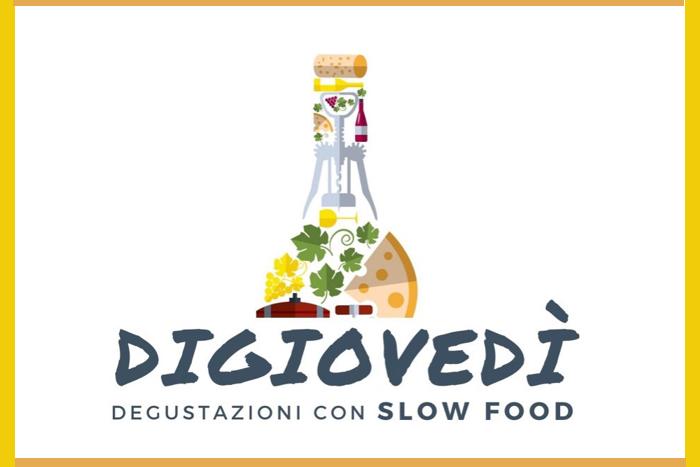 DiGiovedì - degustazioni con Slow Food