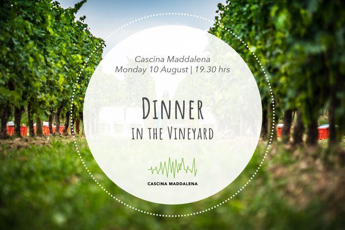 Cena in Vigna 10 Agosto - Cascina Maddalena - Sirmione
