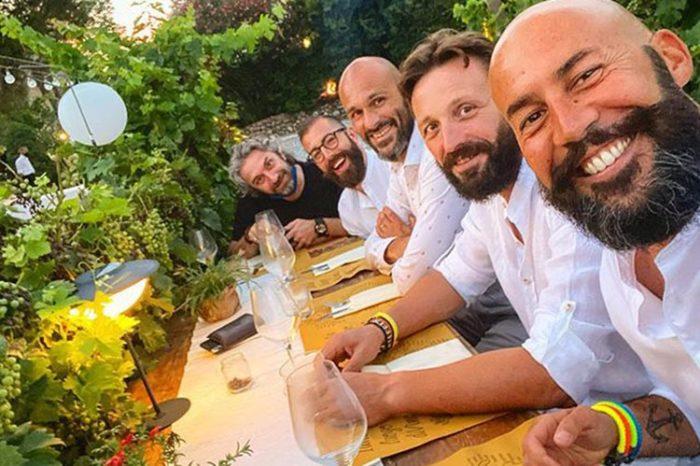 Cena in Vigna - Ristorante Palafreno