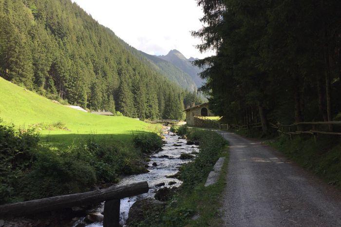 Riserva Naturale Valli di Sant'Antonio - Corteno Golgi