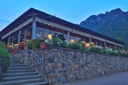 Ristorante Val Tress a Zone