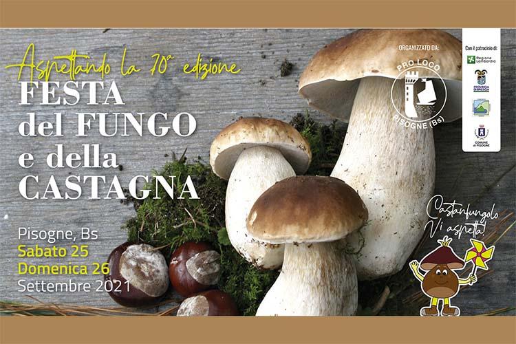 Festa del Fungo e della Castagna Pisogne