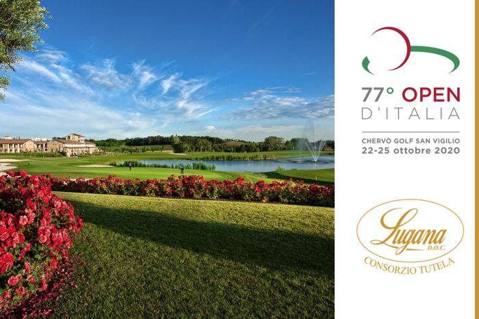 Lugana sponsor Open d'Italia di Golf - Pozzolengo