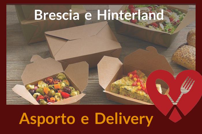 Asporto e Delivery a Brescia e Hinterland