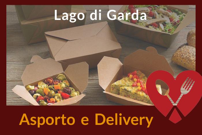 Asporto e Delivery Lago di Garda