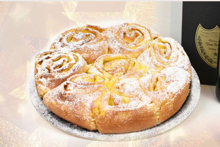 Torta di Rose - Bar Pasticceria Battaleni - Rezzato