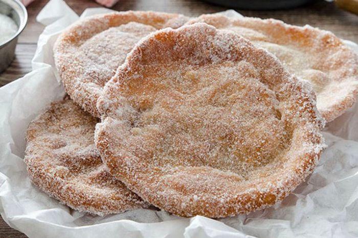 Frittelle di pastella