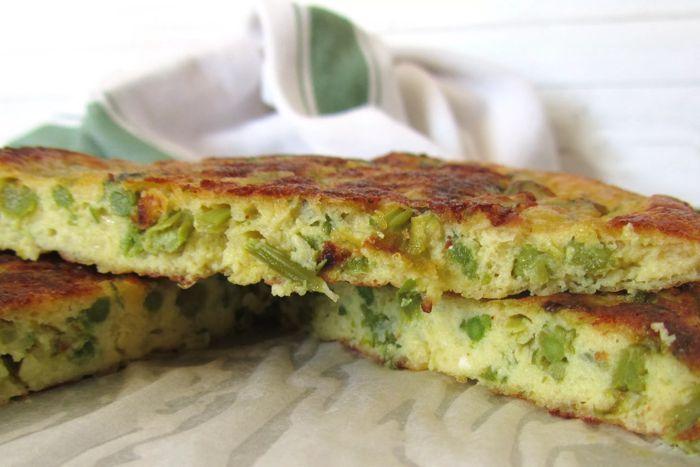 Frittata con gli asparagi selvatici - fonte www.lorenzovinci.it