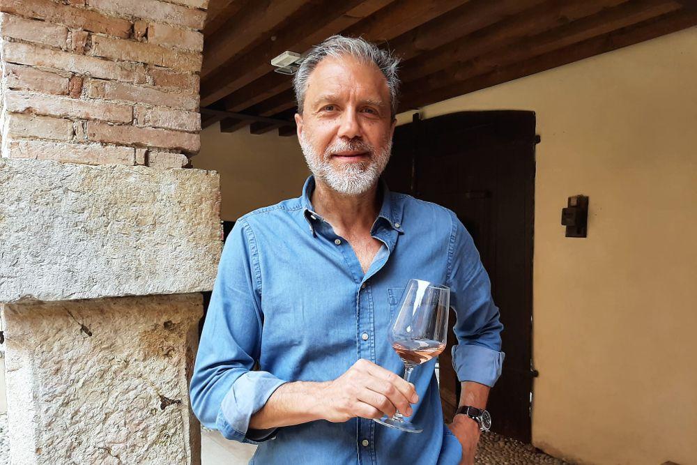 Carlo Alberto Panont Direttore Corsorzio Valtenesi