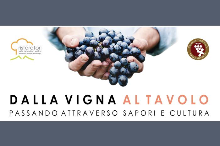 Dalla Vigna al Tavolo - Valle Camonica