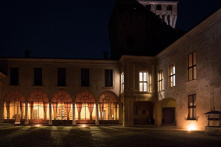 Visite notturne guidate al Castello di Padernello