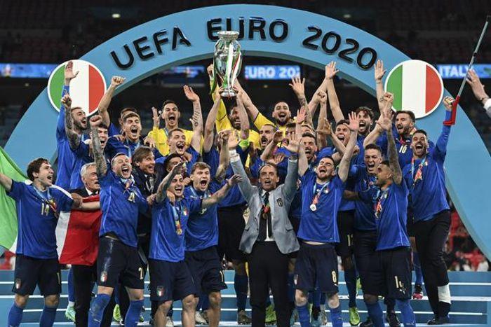 Vittoria Nazionale di Calcio Euro 2020