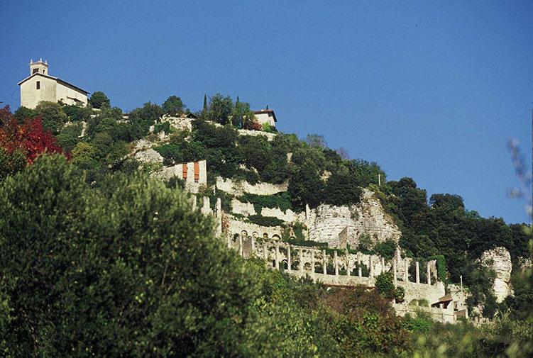 Escursione guidata a Tignale Bassa via del Garda