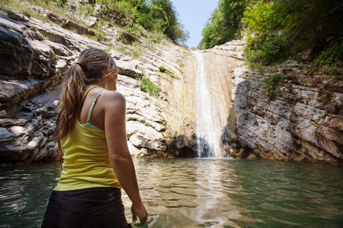 Escursione guidata a Tignale Echi d'Acqua