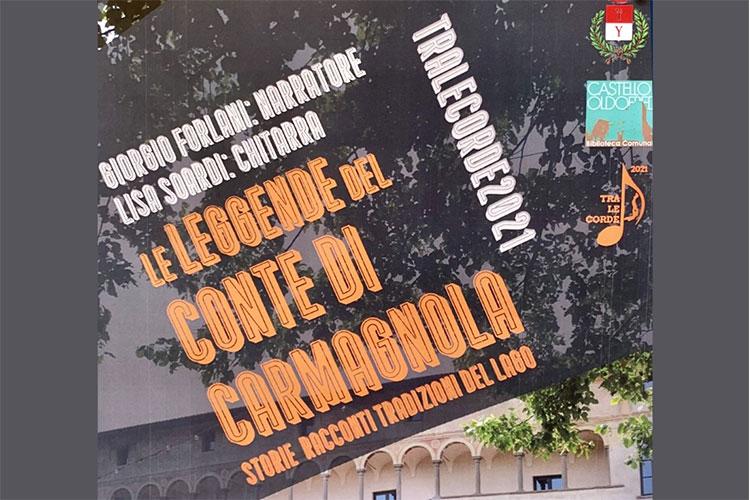 Le leggende del Conte di Carmagnola a Clusane d'Iseo