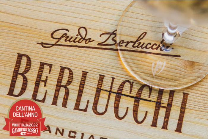 Guido Berlucchi - Cantina dell'anno 2022 Gambero Rosso